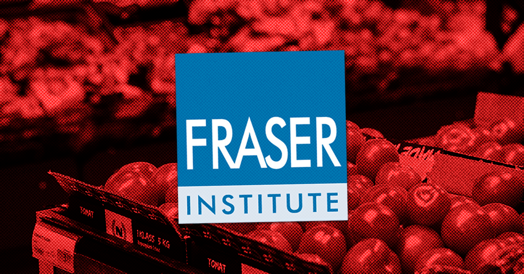 Don't Listen to the Fraser Institute. Canadians Are Not Paying More In Taxes Than 'The Necessities of Life'