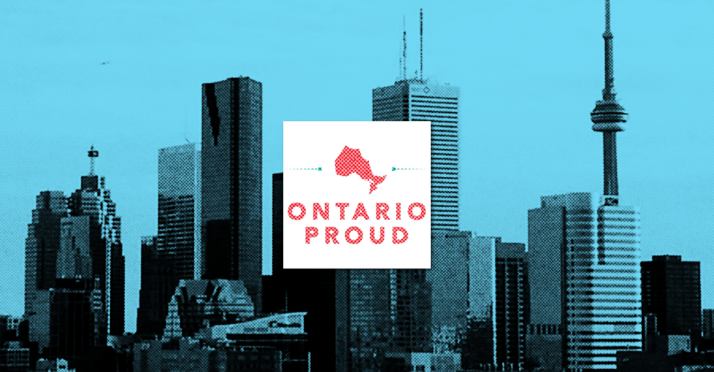 Here is Ontario Proud's Top Secret Fundraising Pitch to Big Money Corporate Donors