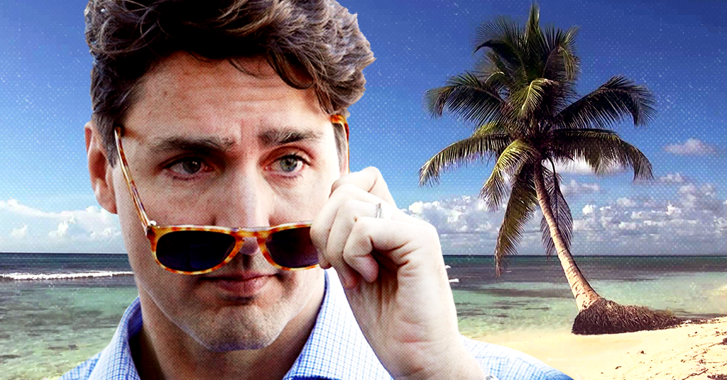 Corporate Canada's Pile of Cash in Offshore Tax Havens Has Hit $353 Billion For the First Time in History