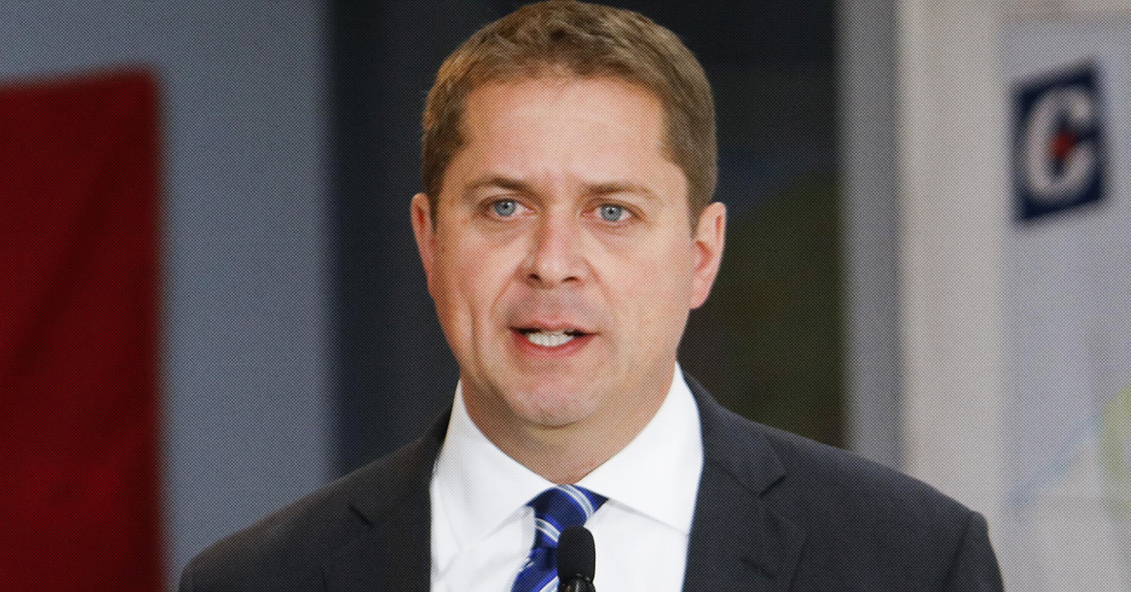 Biggest Benefits From Andrew Scheer's So-Called Tax Cut For 'Lowest-Income' Canadians Would Go To The Rich
