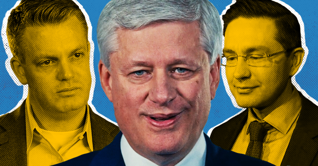 Something Very Strange and Mysterious is Happening Inside the Conservative Party of Canada Right Now