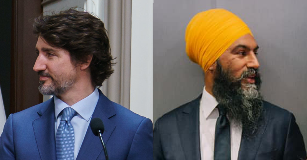 Why Justin Trudeau and Jagmeet Singh Are Taking Very Different Positions on Private, For-Profit Long-Term Care